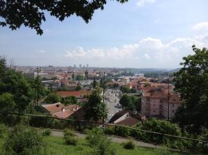 Prague. City of 100 Spires.